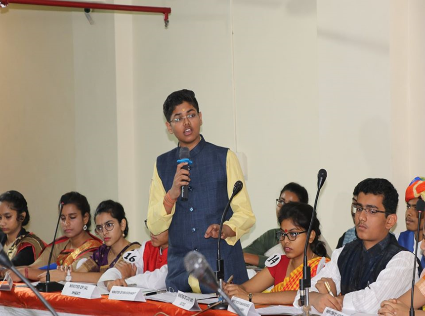 54 Youth Parliament 2019
