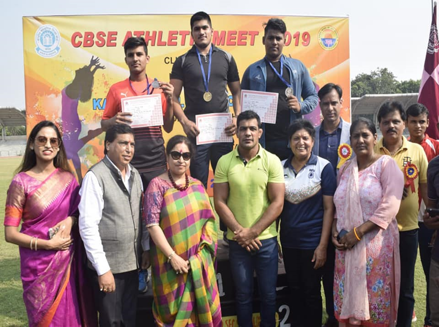 CBSE Athletics